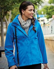 Womens Jacket - Kingsley 3in1